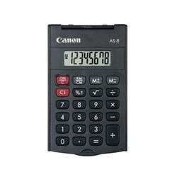 CALCULADORA DE BOLSO CANON AS-8 8DIG