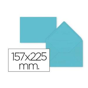 ENVELOPE COR C5 157 X 225 MM CELESTE LP