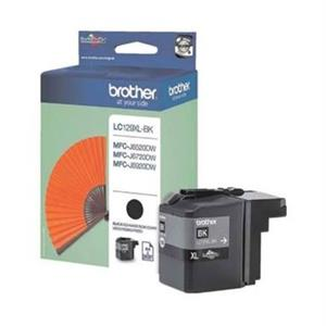 TINTEIRO BROTHER LC129XL PRETO ORIGINAL