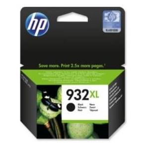 TINTEIRO HP 932XL PRETO ORIGINAL