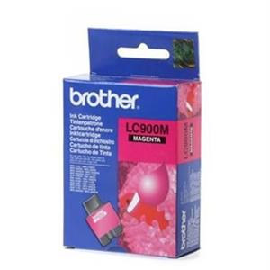 TINTEIRO BROTHER LC900 MAGENTA ORIGINAL