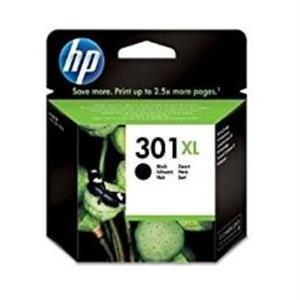 TINTEIRO HP 301XL PRETO ORIGINAL