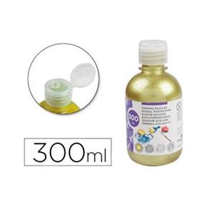 GUACHE ESCOLAR LP 300ml OURO