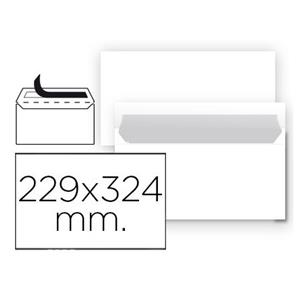 ENVELOPE C4 229 X 324 MM BRANCO LP