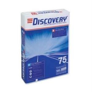 RESMA PAPEL FOTOCOPIA DISCOVERY A3 75GR.