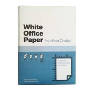 RESMA PAPEL FOTOCOPIA WHITE OFFICE PAPER A4 75/80GR.