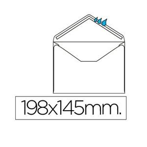 ENVELOPE OFICIO PROLONGADO 145 X 198 MM BRANCO LP