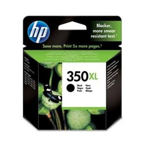 TINTEIRO HP 350XL PRETO ORIGINAL