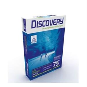 RESMA PAPEL FOTOCOPIA DISCOVERY A4 75GR.