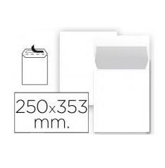 ENVELOPE SACO FOLIO PROLONGADO 250 X 353 MM BRANCO LP