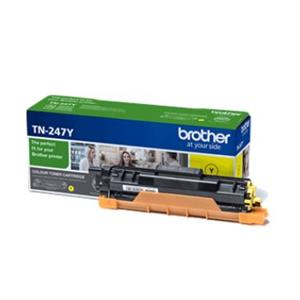 TONER BROTHER TN247 AMARELO  2,3K ORIGINAL
