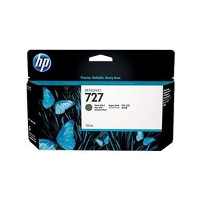 TINTEIRO HP Nº727 130ML PRETO MATE ORIGINAL