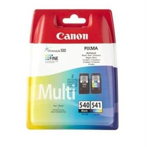 KIT TINTEIROS CANON PG540 + CL541 ORIGINAL