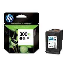 TINTEIRO HP 300XL PRETO ORIGINAL