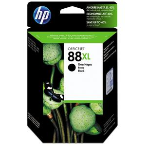 TINTEIRO HP 88XL PRETO ORIGINAL