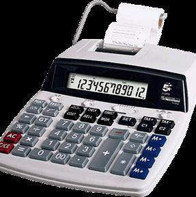CALCULADORA SECRETARIA 512PD KC-P69PLUS 5*