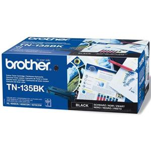 TONER BROTHER TN135 PRETO 5K ORIGINAL