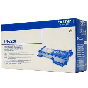 TONER BROTHER TN2220 2,5K ORIGINAL