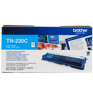 TONER BROTHER TN230 CYAN 1,4K ORIGINAL