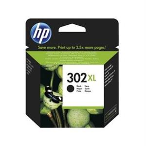 TINTEIRO HP 302XL PRETO ORIGINAL