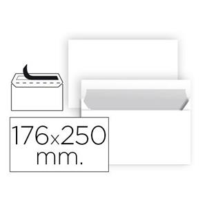 ENVELOPE B5 176 X 250 MM BRANCO LP