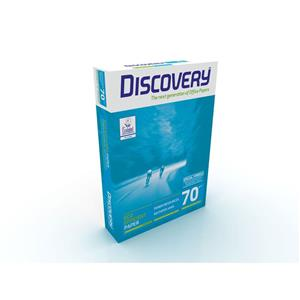 RESMA PAPEL FOTOCOPIA DISCOVERY A4 70GR.