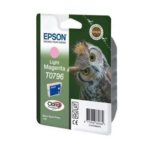 TINTEIRO EPSON T0796 LIGHT MAGENTA ORIGINAL