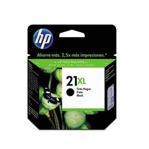 TINTEIRO HP 21XL PRETO ORIGINAL