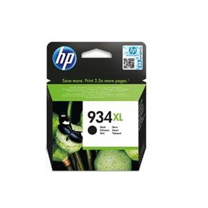 TINTEIRO HP 934XL PRETO ORIGINAL