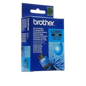 TINTEIRO BROTHER LC900 CYAN ORIGINAL