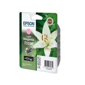 TINTEIRO EPSON T0596 LIGHT MAGENTA ORIGINAL