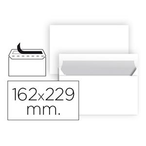 ENVELOPE C5 162 X 229 MM BRANCO LP